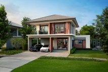 Picture of Charismatic Two Story Modern House Collection