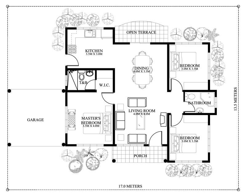 Picture of Edgardo – Renaissance of Courtyard Bungalow House