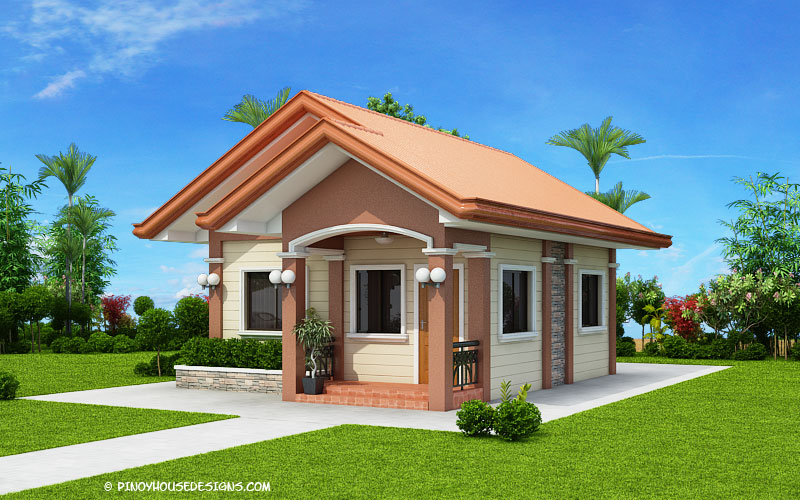 Remedios beautiful single story residential house Design your home