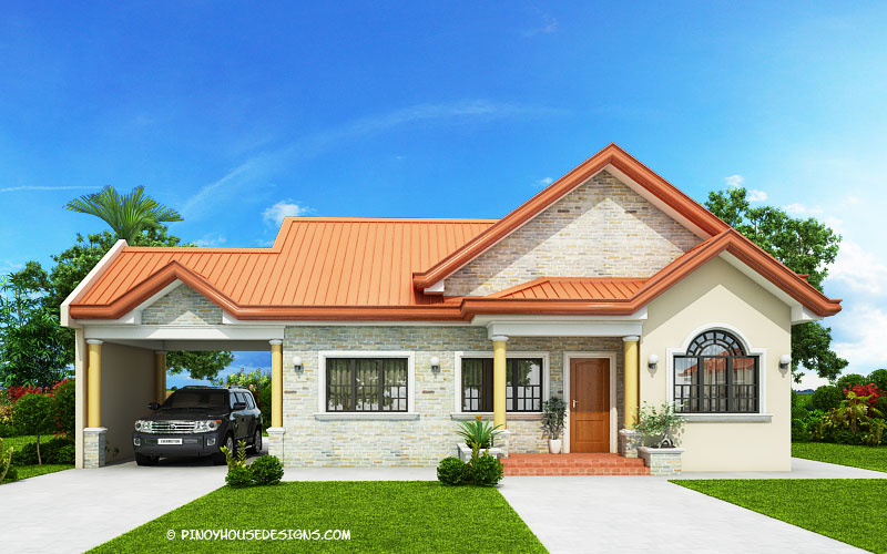 Edgardo Renaissance Of Courtyard Bungalow House Pinoy
