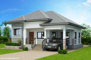 elevated home designs. Picture of Begilda  Elevated Gorgeous 3 Bedroom Modern Bungalow House Pinoy Designs Plan Your with Us