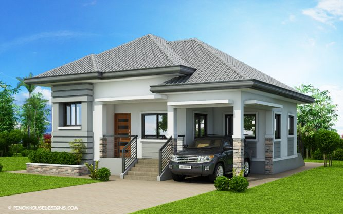 Picture of Begilda – Elevated Gorgeous 3-Bedroom Modern Bungalow House