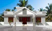 Picture of Enchanting Three Bedroom Modern House with Roof Deck