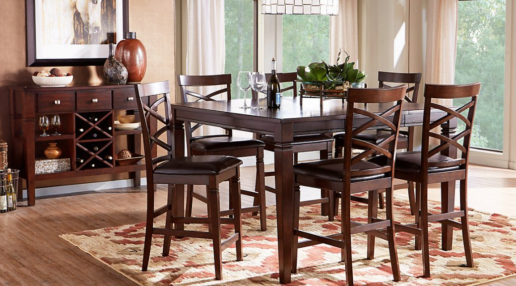 Distinctive influences of traditional dining room concepts for Dining room concepts