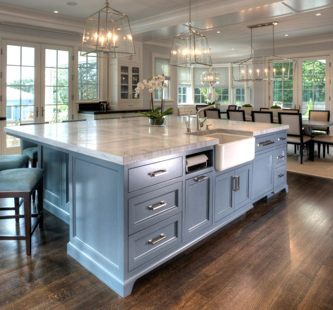 Multi functional island kitchen designs pinoy house - Functional kitchen island designs ...