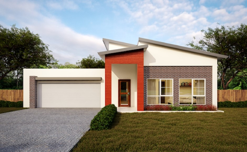 Picture of Modern Eco Friendly One Story Residence