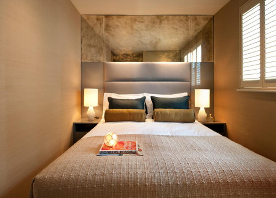 Picture of Smart Design Concepts for Small Bedrooms