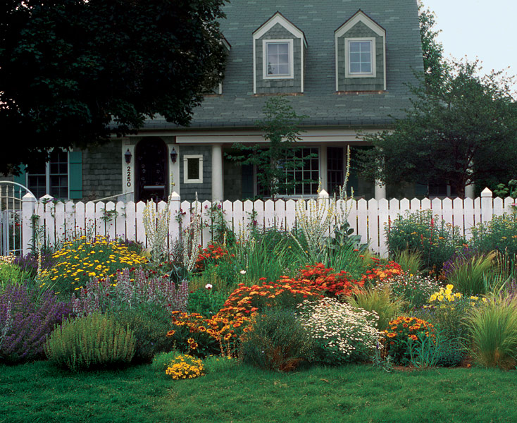 Picture of Healthy Benefits of Landscapes and Gardens