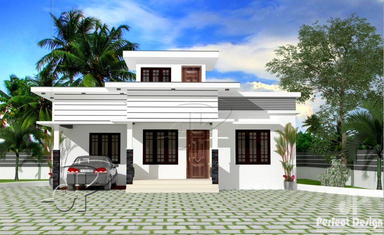 Picture of 84 sq meters Smart Contemporary Residential House