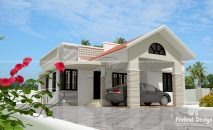 Picture of Charismatic Bungalow House with Refined Exterior