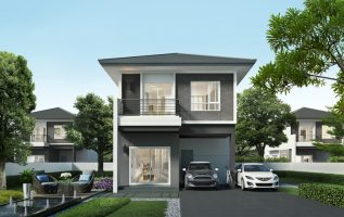 Picture of Conversational Three Bedroom Modern House