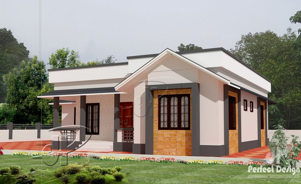 Contemporary Bungalow House with Dazzling Exterior - Pinoy House ...