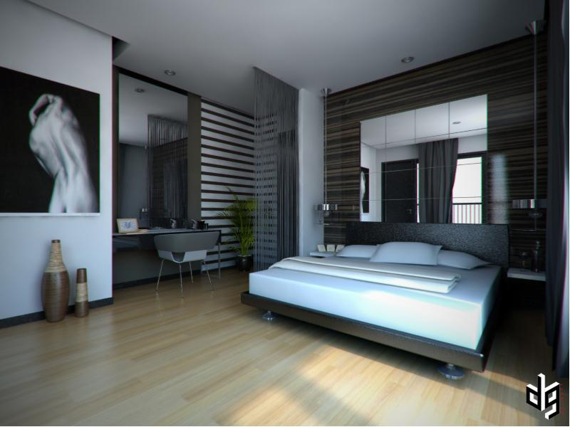 arvelous and Functional Bachelors Pad for Everyday Living