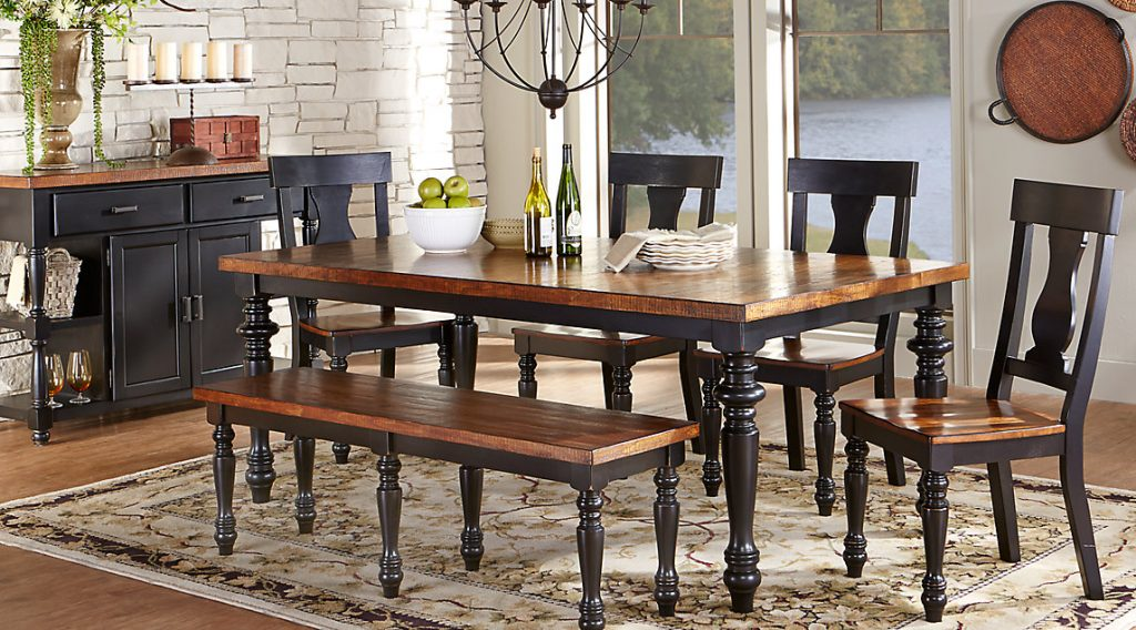 Picture of Casual But Purposeful Dining Tables