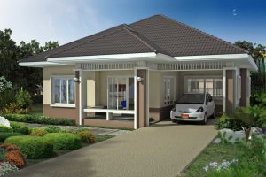 Picture of Amiable Two Bedroom Bungalow House