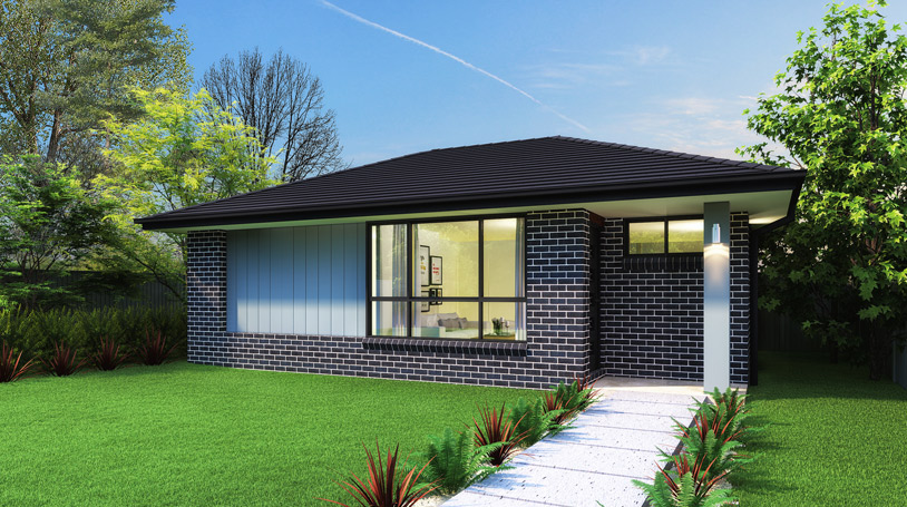 Picture of Relaxed Life with Suitable Two Bedroom House