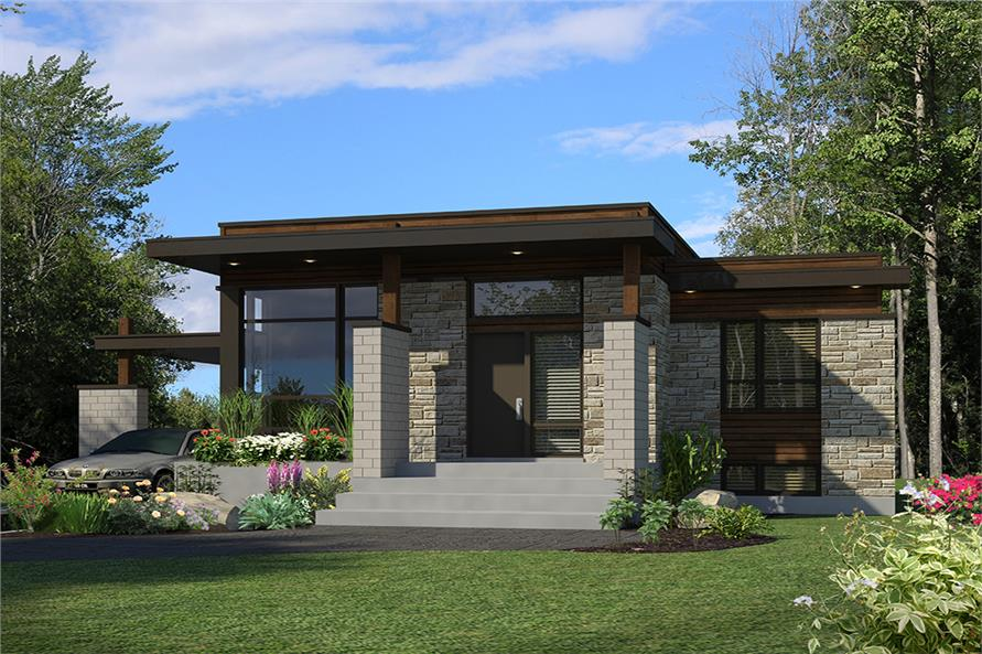 Endearing Three Bedroom Bungalow House Design - Pinoy ...