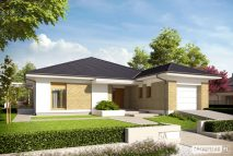 Picture of Harmonized Single Story Modern Residential House