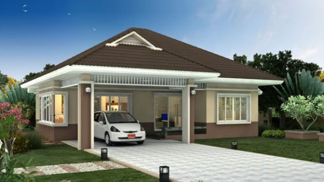 Picture of Sensational Affordable Two Bedroom Bungalow House