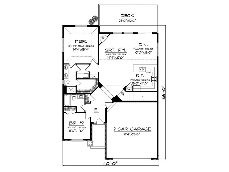 Exquisite Ranch Home Plan