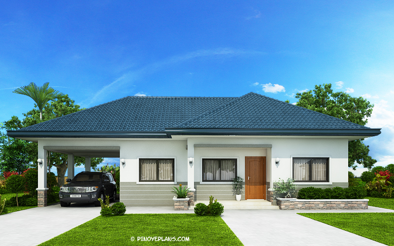 Picture of Kyla - Splendid Three Bedroom Bungalow House Plan