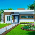 Picture of Lovely Modern Home Plan