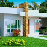Picture of Gorgeous Small Contemporary House Design