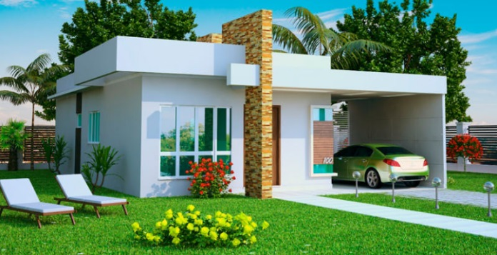Gorgeous Small Contemporary House Design - Pinoy House ... on small contemporary house design, simple contemporary house design, narrow house interior design, narrow house plan, modern contemporary house design, narrow cottage house design, narrow concrete house design, mountain contemporary house design,