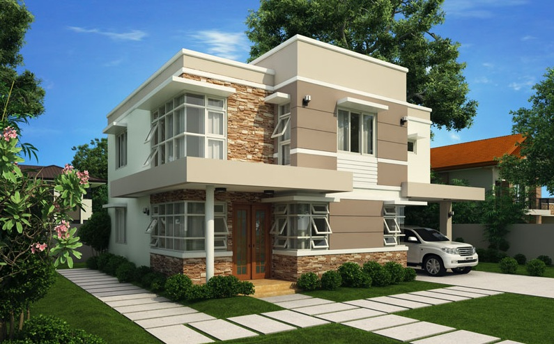 Picture of Magnetic Interior Design of Two Story House Plan
