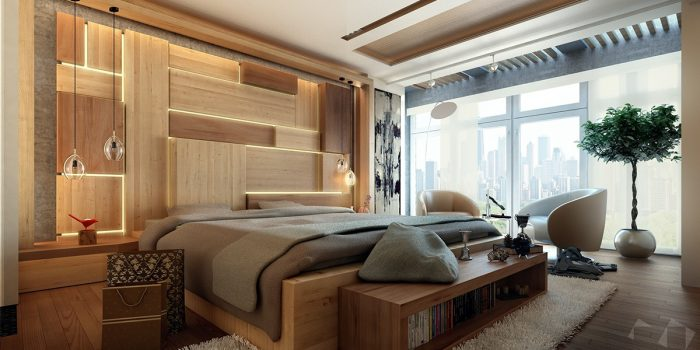 Picture of Fabulous Bedroom Lighting Ideas