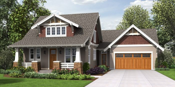 Picture of Picturesque Cottage Style House Plans