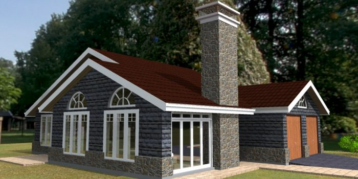 Picture of Eye-Catching Country Style House Plans