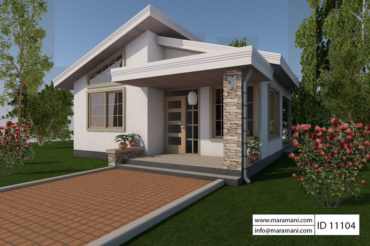 FEATURED IMAGE 9 - 29+ Small House Design 1 Room Gif