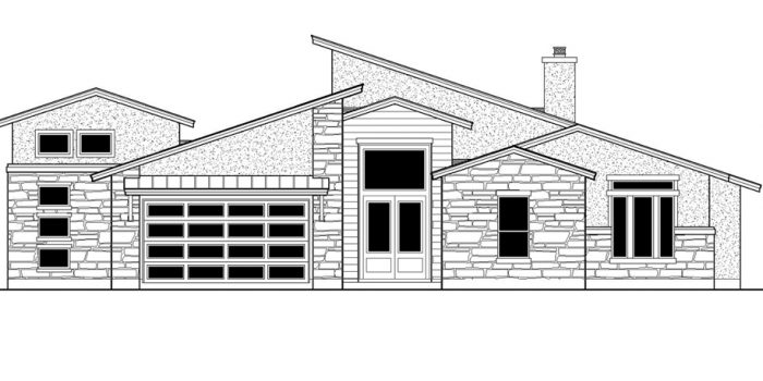 Picture of Enchanting One Story House Plan