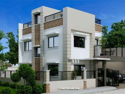 Image Of 40 Sqm 2 Storey House Design Philippines 40 Sqm House