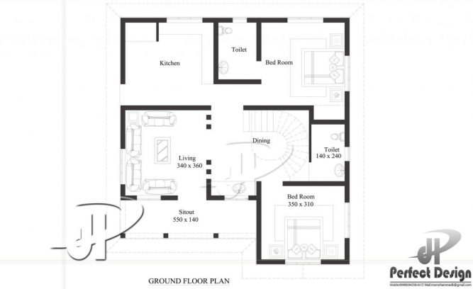 Perfect Design Floor Plan Pinoy House