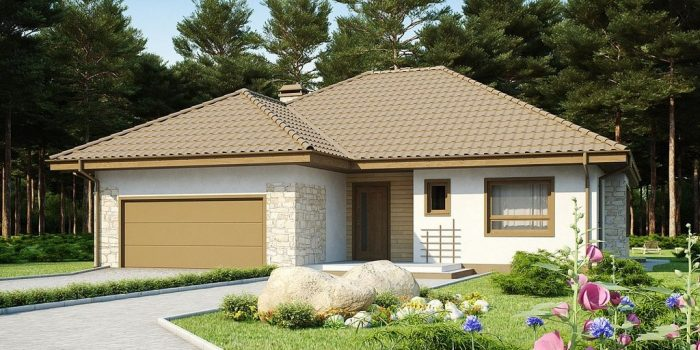 Picture of Three-Bedroom Single Level House Plan