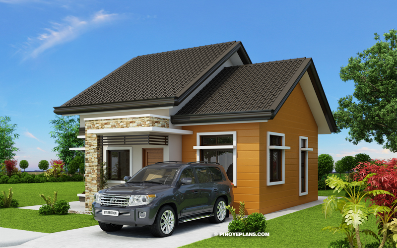 Picture of Daniel - One Storey 2 Bedroom House Design