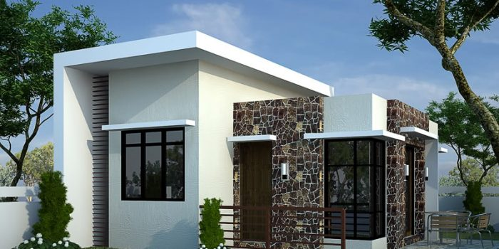 Picture of Fascinating Small Contemporary House Designs