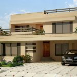 Picture of Inspiring Two Story Contemporary Home Plan