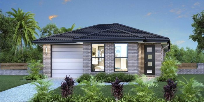 Picture of Casual Three Bedroom Single Story House Plan