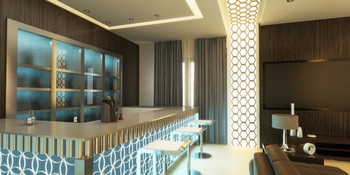 Picture of Modern House with Marvelous Interior Design