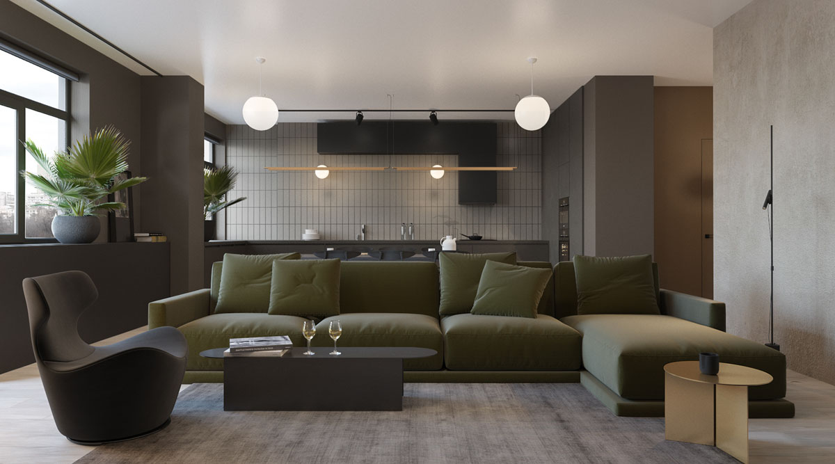 Picture of Sleek Home Decorating Ideas