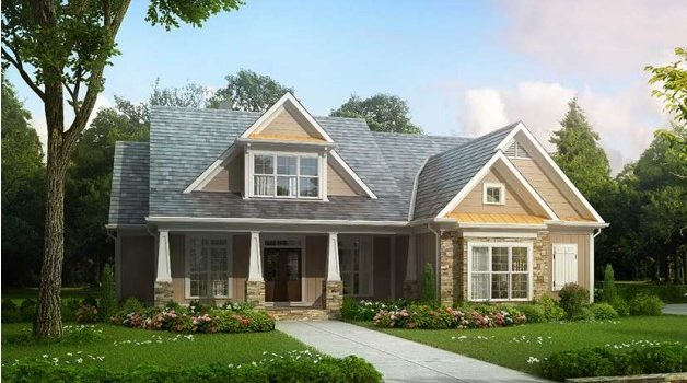 Picture of Getting Familiar with Country House Plans
