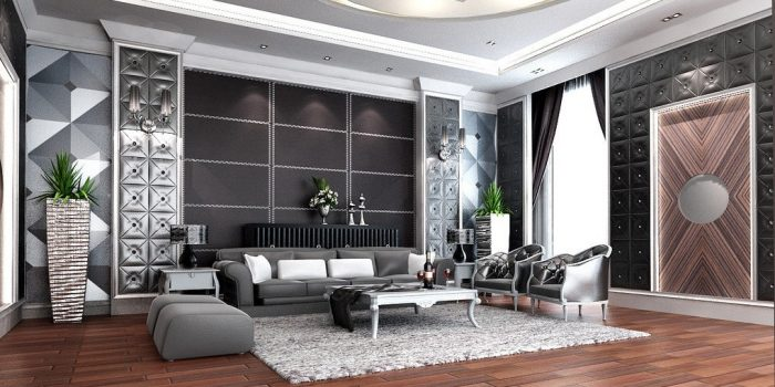 Picture of Elegant Interior House Designs