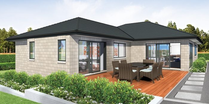 Picture of Comfortable Three Bedroom Bungalow House