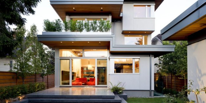 Picture of Minimalist Modern Home Designs