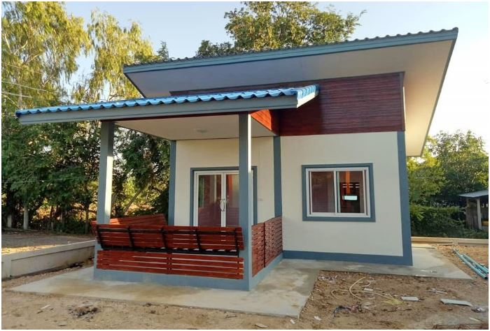 Picture of Modern Single Storey House Plan
