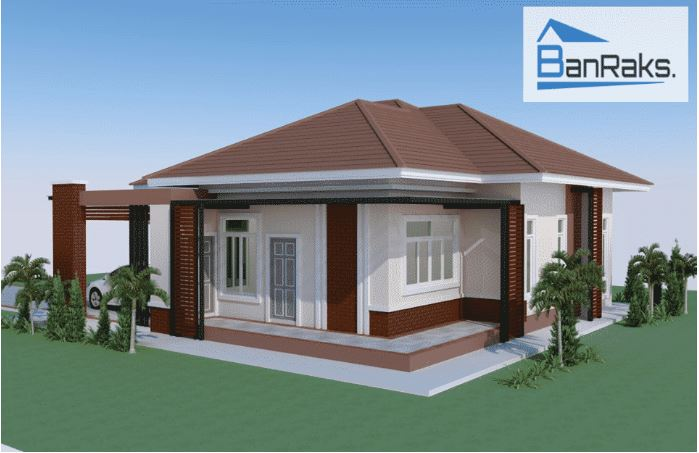 Picture of Modern House Plan – An Expression of Elegance