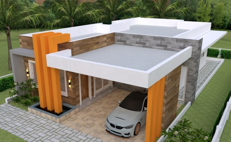 Picture of Interior Home Design of a Splendid Residence